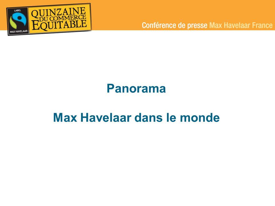 Max Havelaar dans le monde