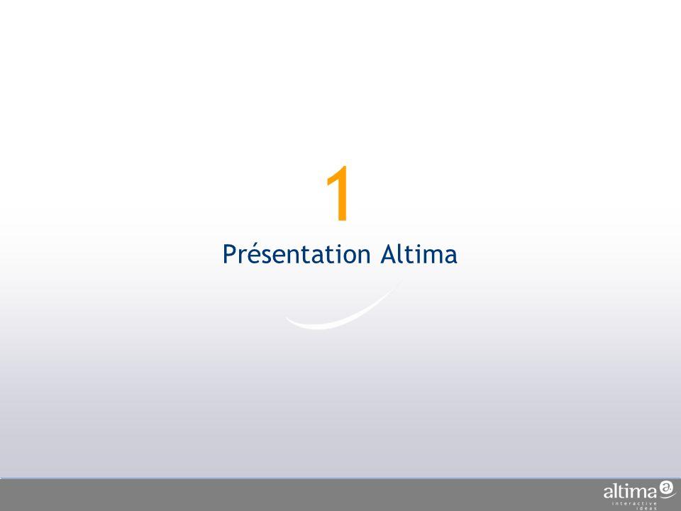 1 Présentation Altima