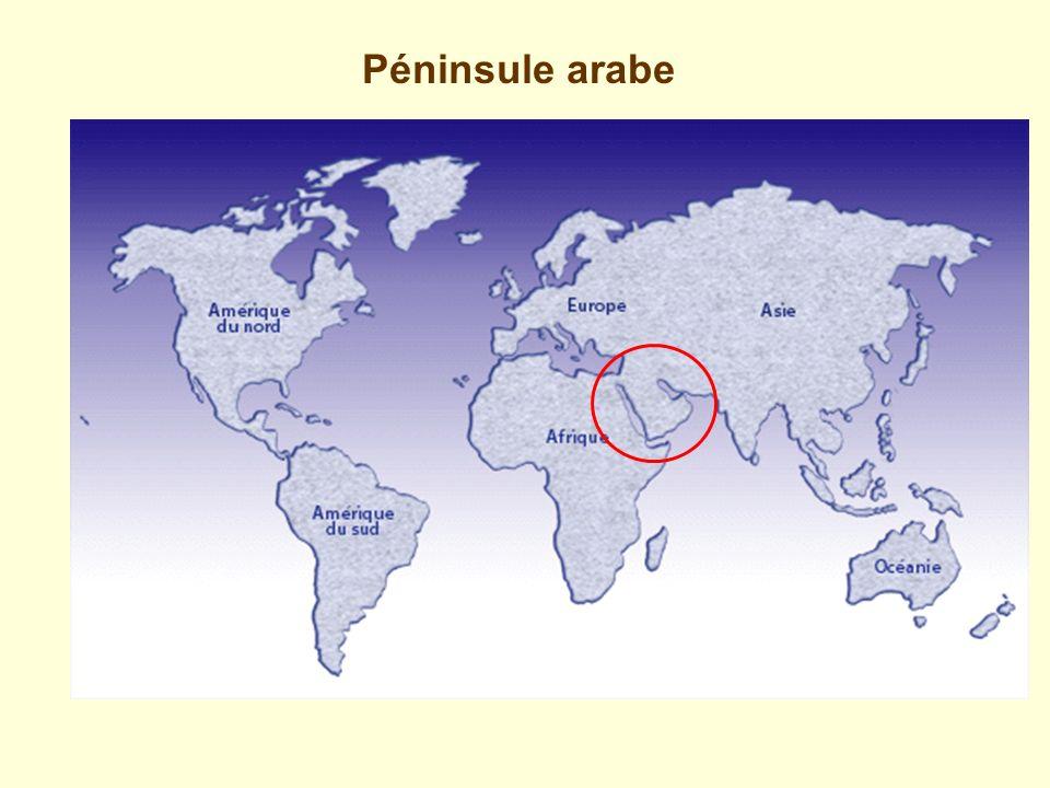 Péninsule arabe