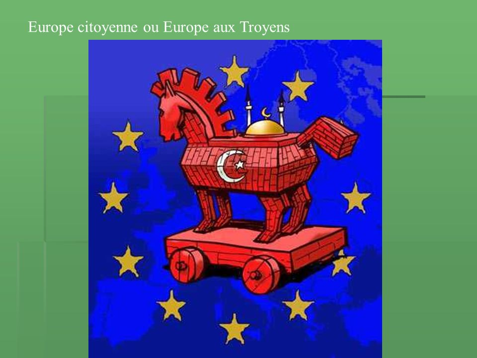 Europe citoyenne ou Europe aux Troyens