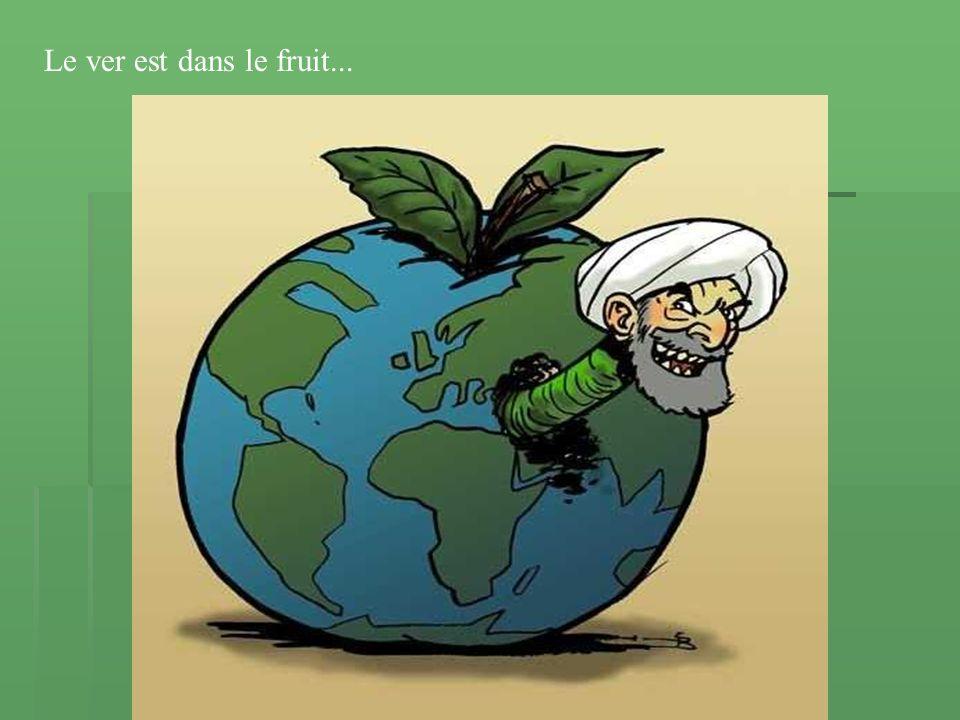 Le ver est dans le fruit...