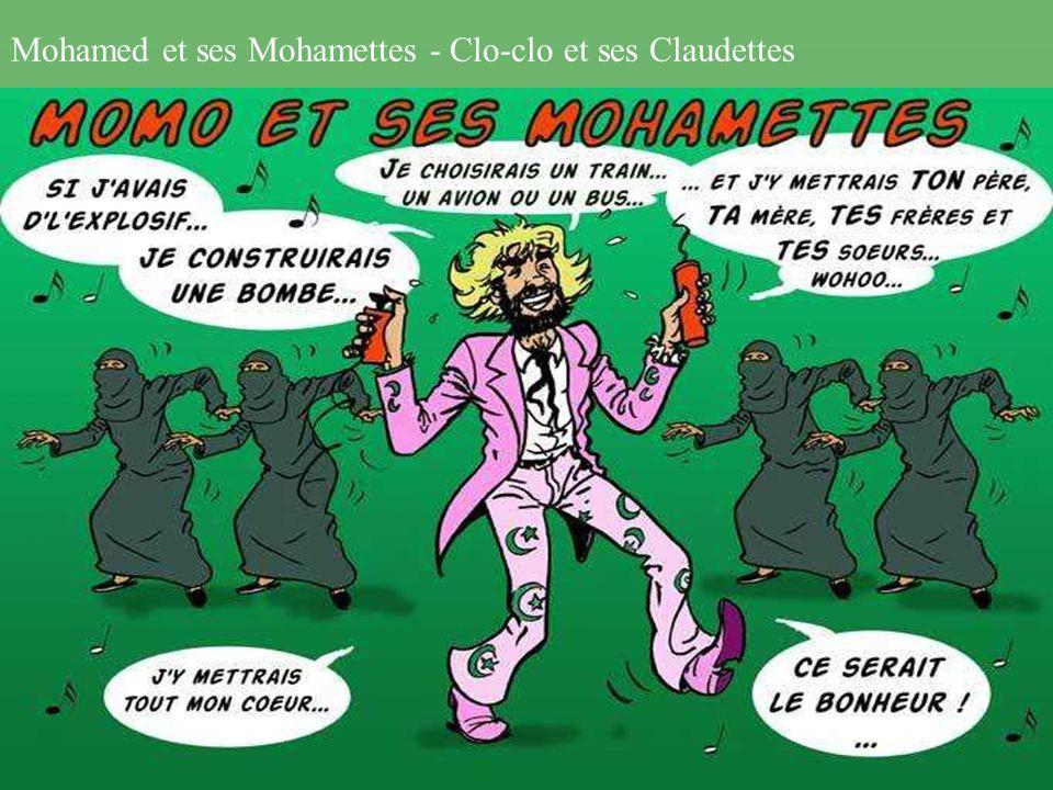 Mohamed et ses Mohamettes - Clo-clo et ses Claudettes