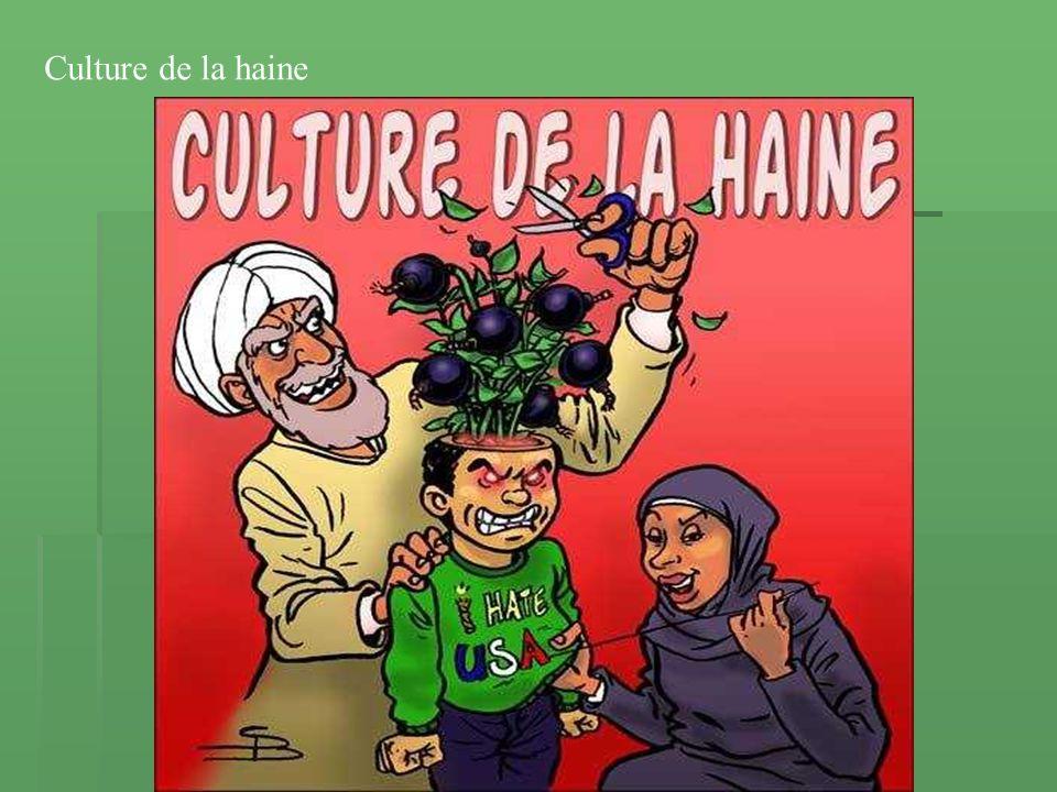 Culture de la haine