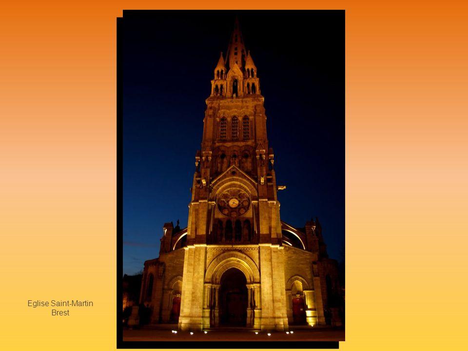 Eglise Saint-Martin Brest
