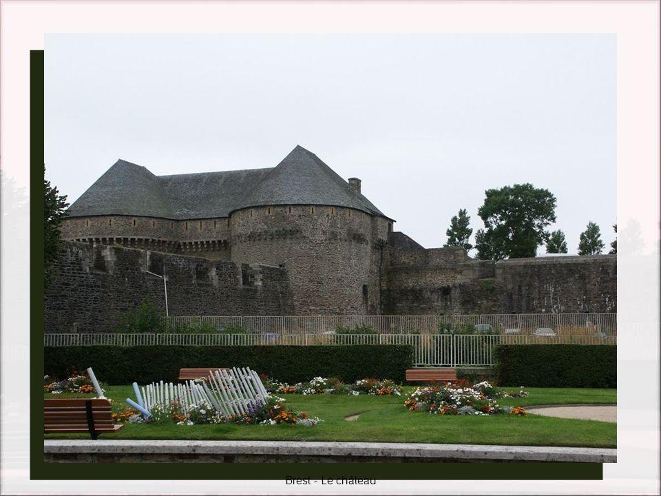 Brest - Le château