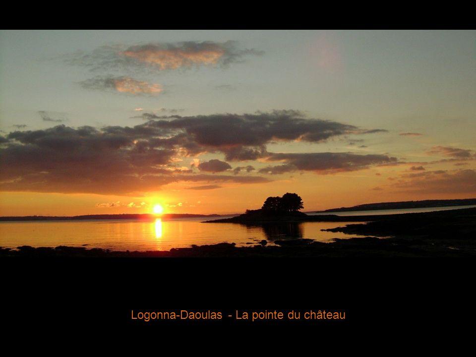 Logonna-Daoulas - La pointe du château