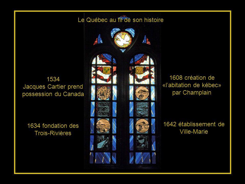 Le Québec au fil de son histoire