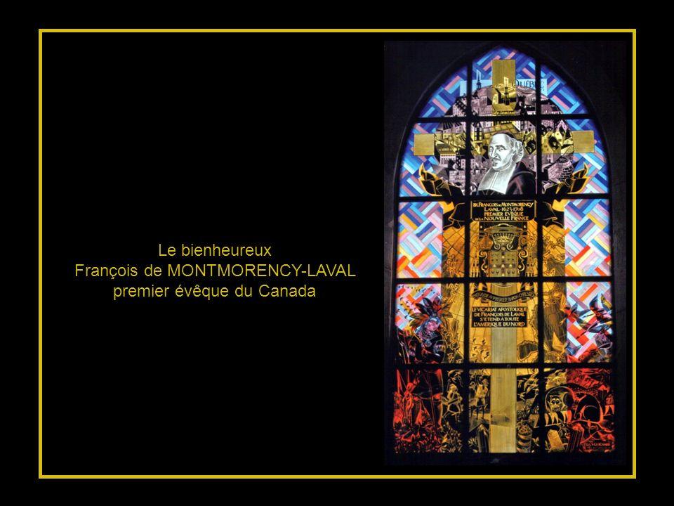 François de MONTMORENCY-LAVAL premier évêque du Canada