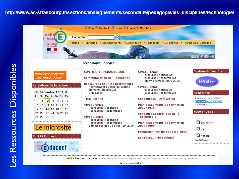 http://www. ac-strasbourg