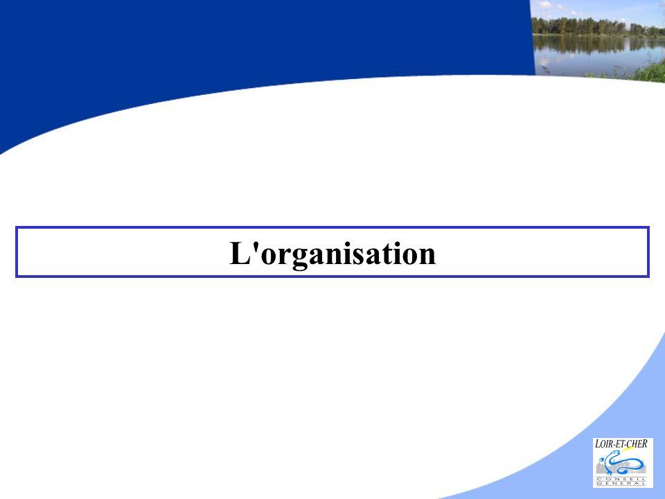 L organisation