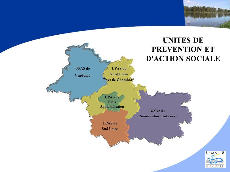 UNITES DE PREVENTION ET D ACTION SOCIALE