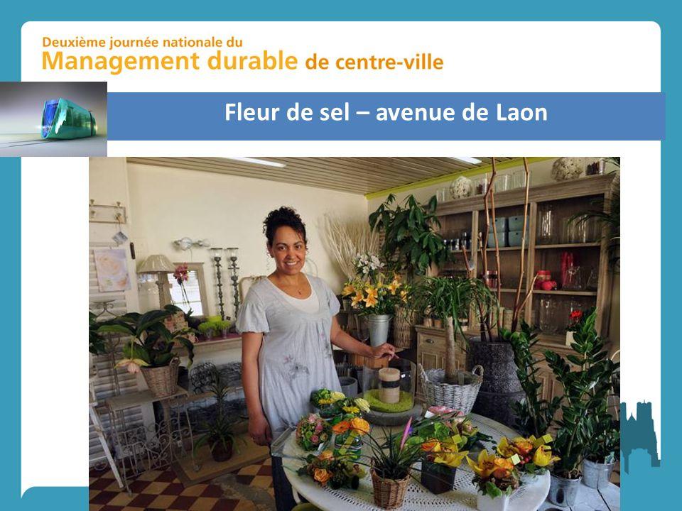 Fleur de sel – avenue de Laon
