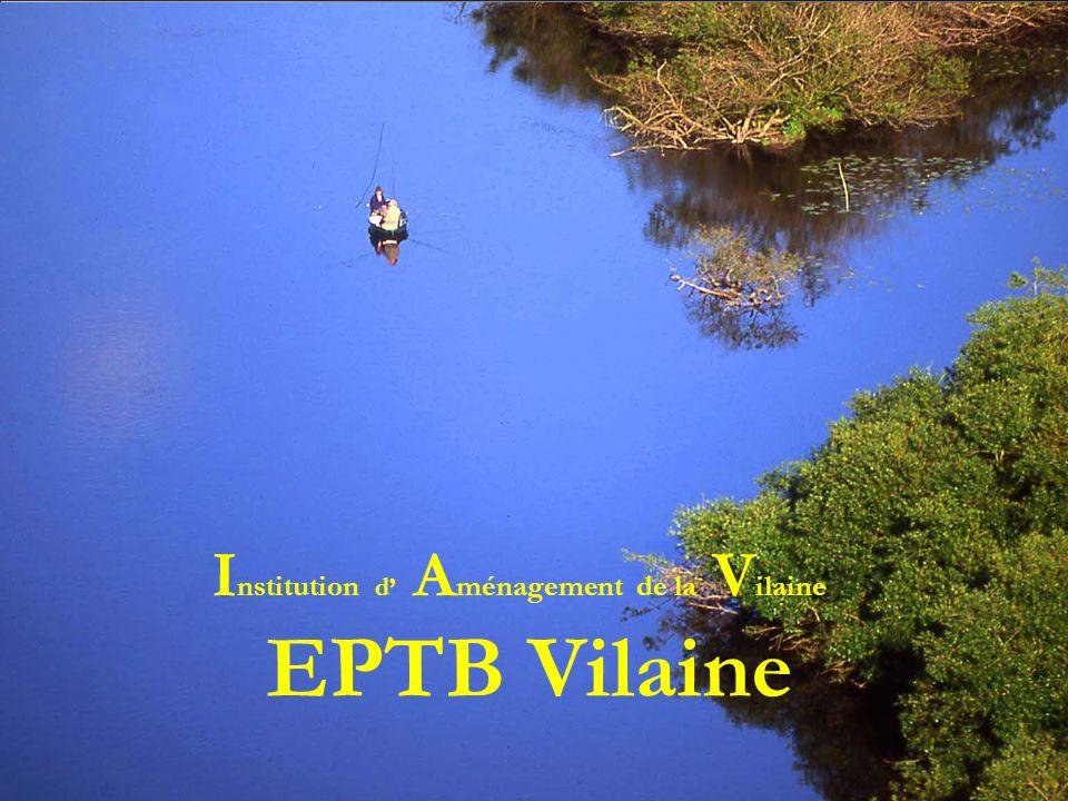 Institution d' Aménagement de la Vilaine EPTB Vilaine