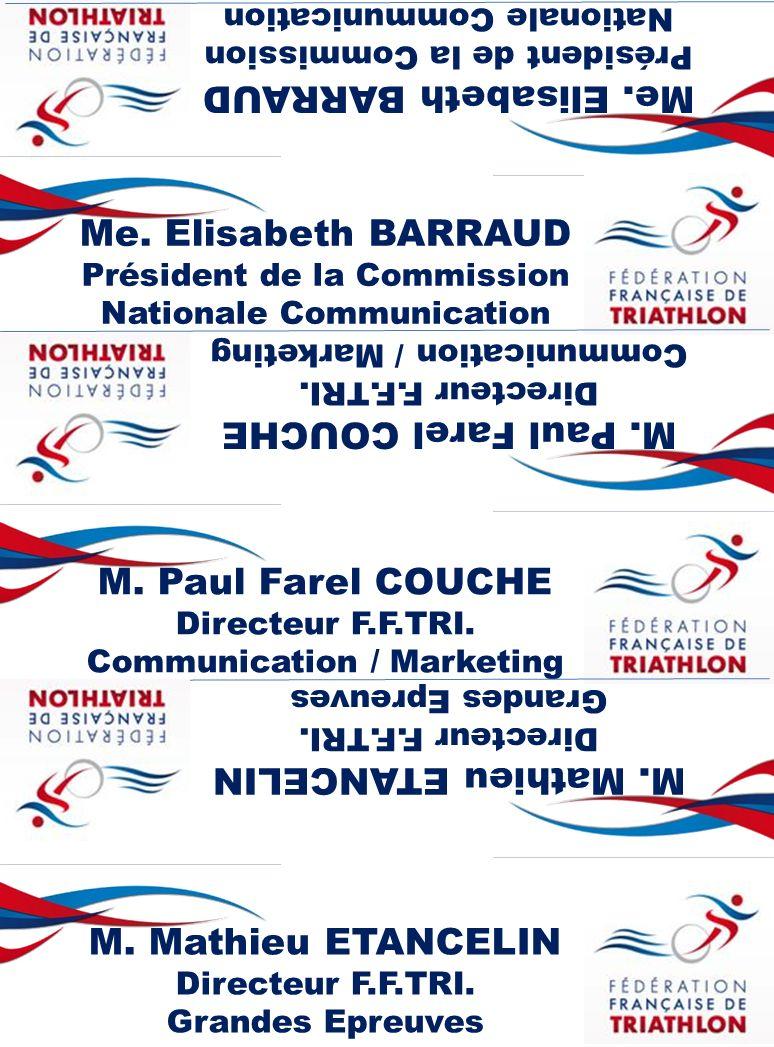 Me. Elisabeth BARRAUD Me. Elisabeth BARRAUD M. Paul Farel COUCHE