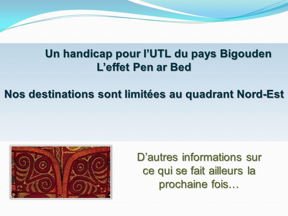Un handicap pour l'UTL du pays Bigouden L'effet Pen ar Bed