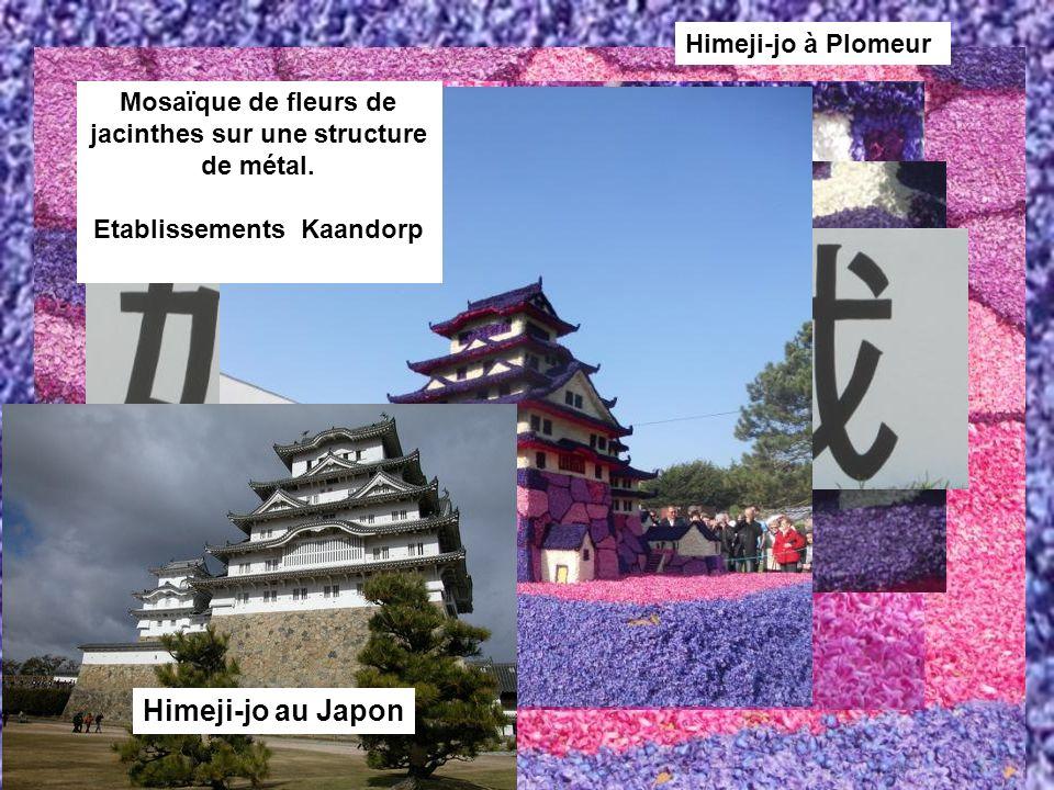 Himeji-jo au Japon Himeji-jo à Plomeur