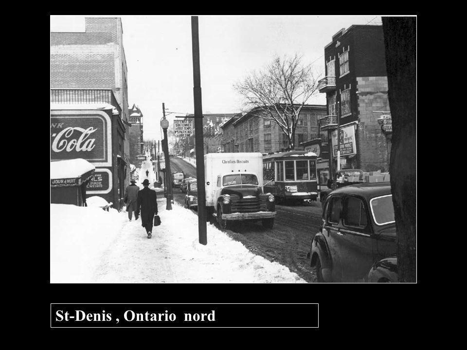 St-Denis , Ontario nord