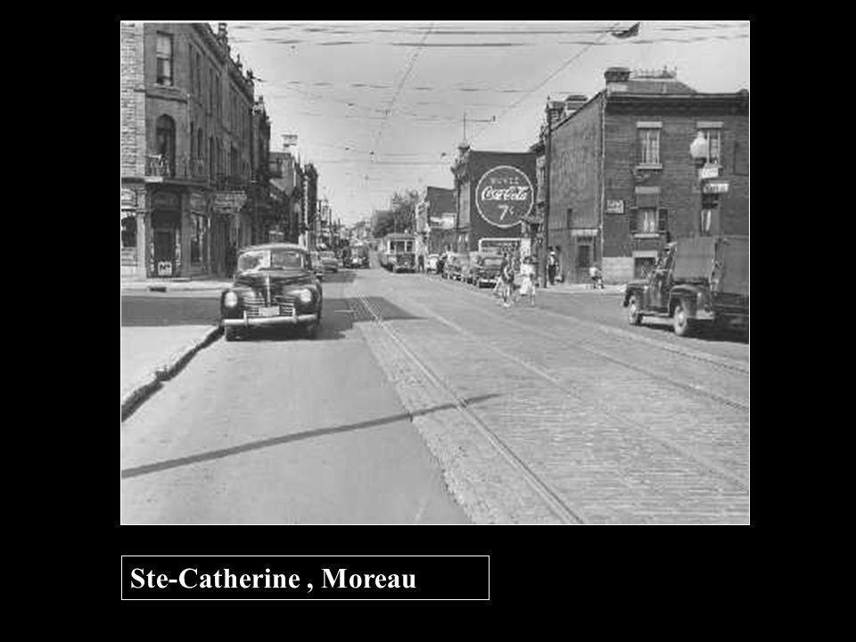 Ste-Catherine , Moreau