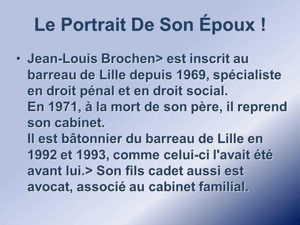 Le Portrait De Son Époux !