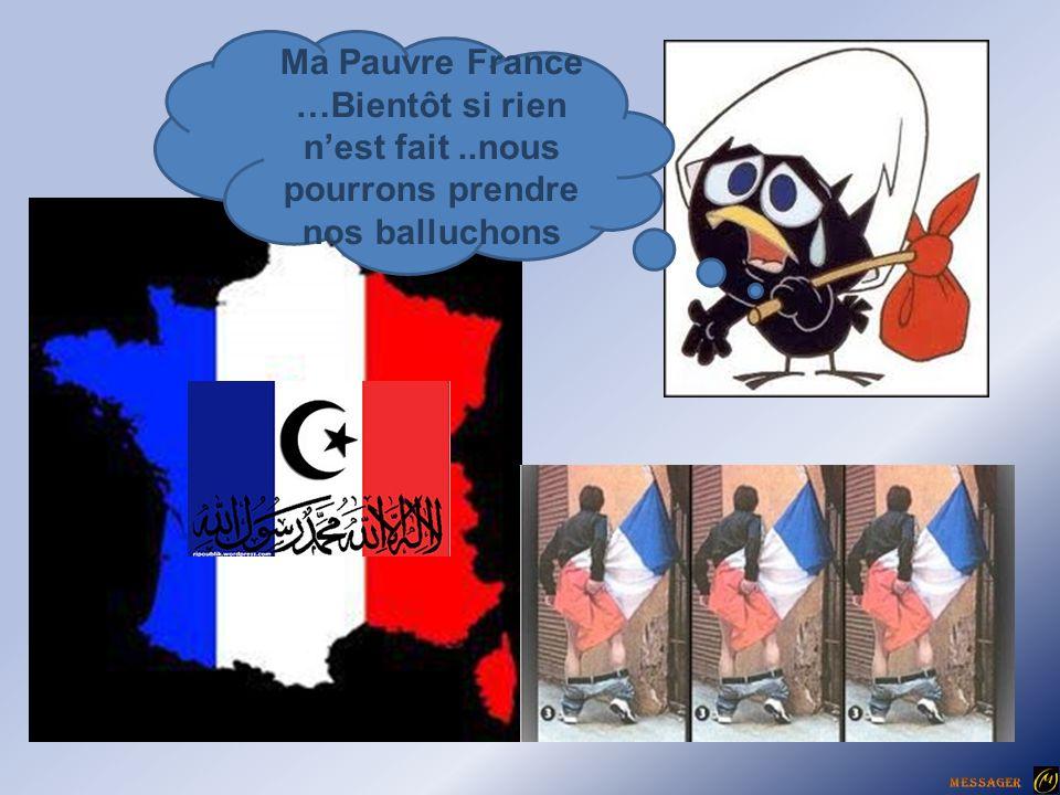 Ma Pauvre France …Bientôt si rien n'est fait