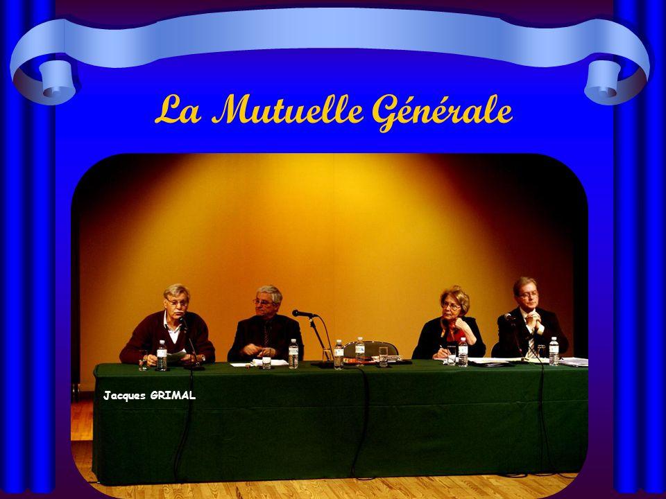La Mutuelle Générale Jacques GRIMAL