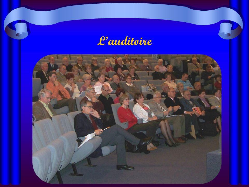 L'auditoire