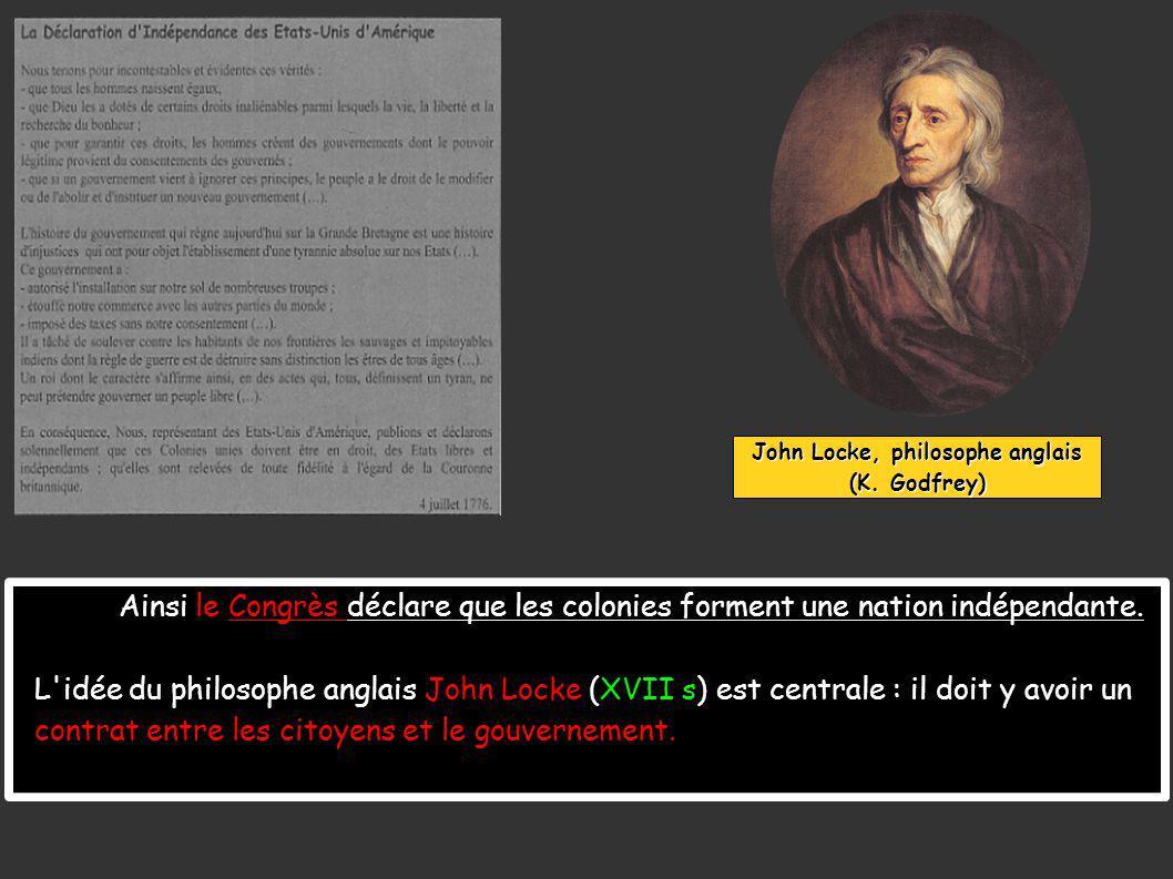 John Locke, philosophe anglais