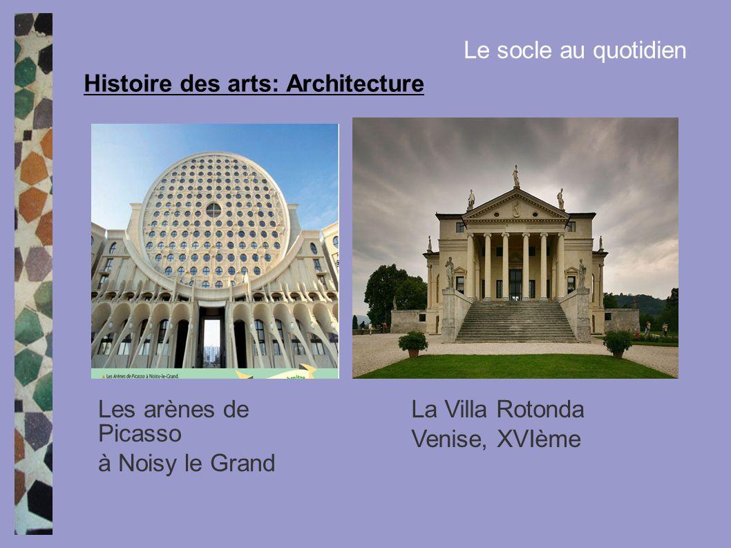 Histoire des arts: Architecture