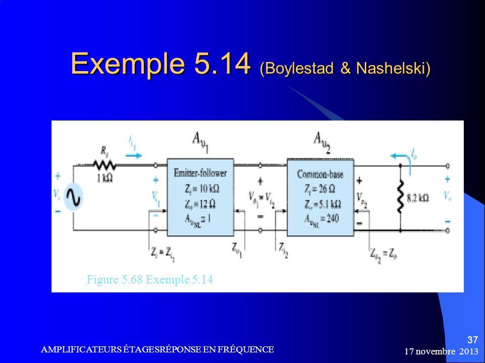 Exemple 5.14 (Boylestad & Nashelski)