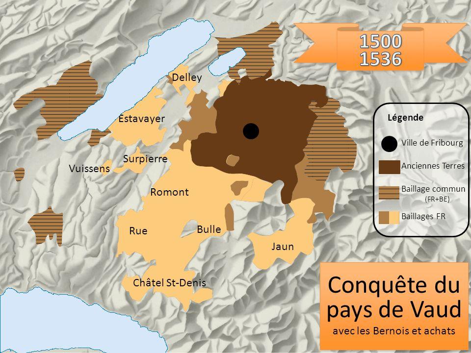Conquête du pays de Vaud