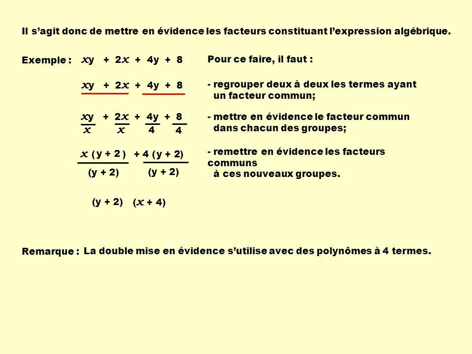 xy + 2x + 4y + 8 xy + 2x + 4y + 8 xy + 2x + 4y + 8 x x ( )