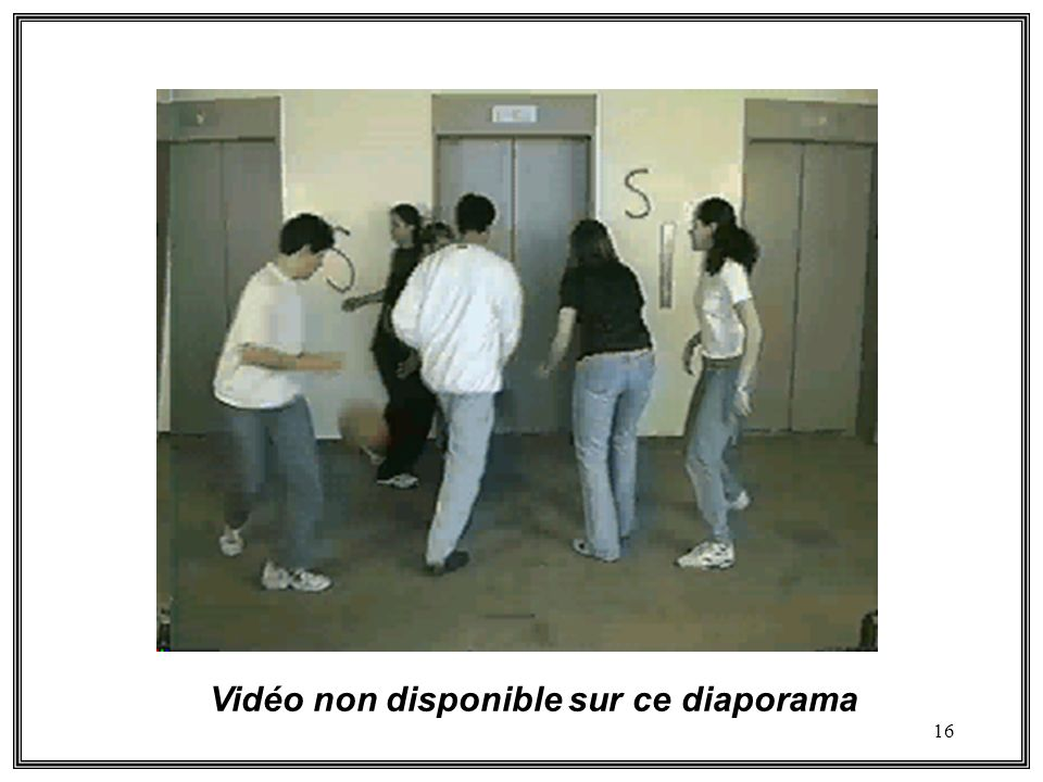Vidéo non disponible sur ce diaporama