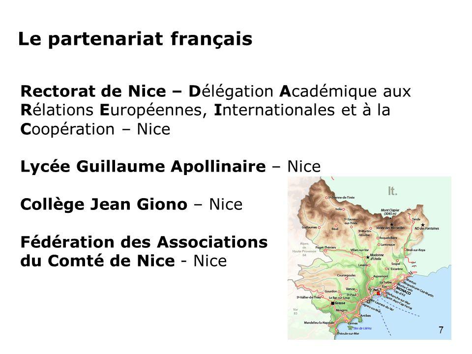 Le partenariat français