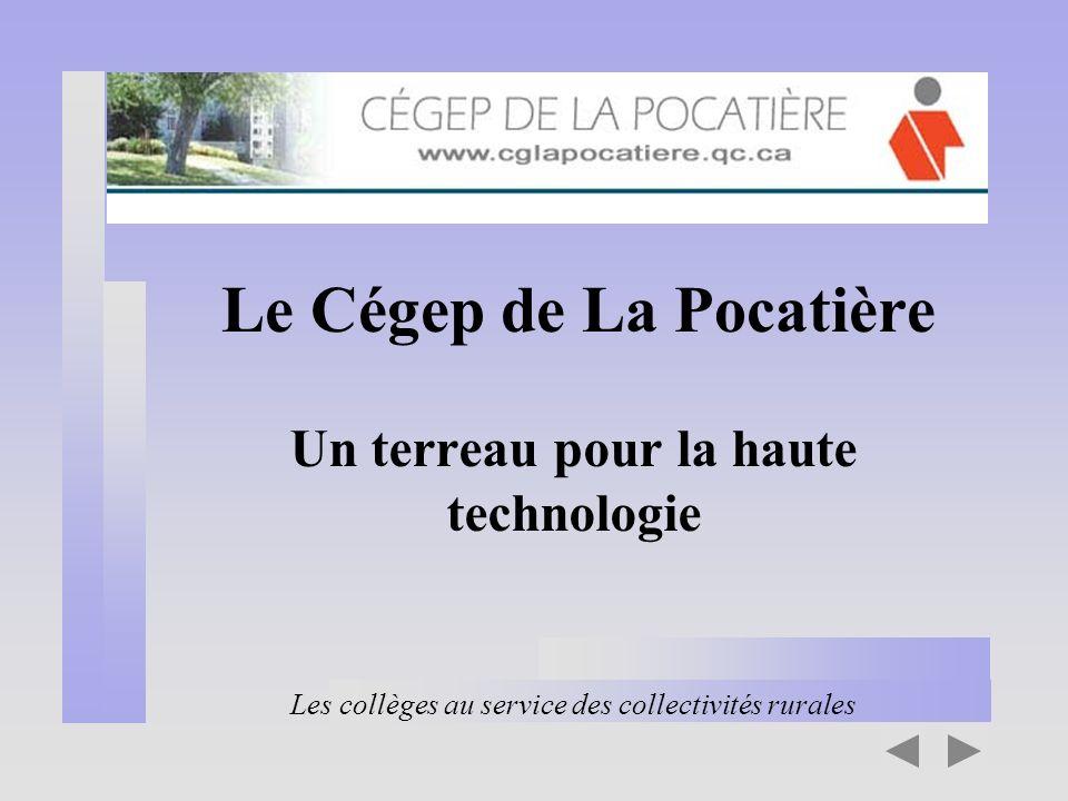 Le Cégep de La Pocatière