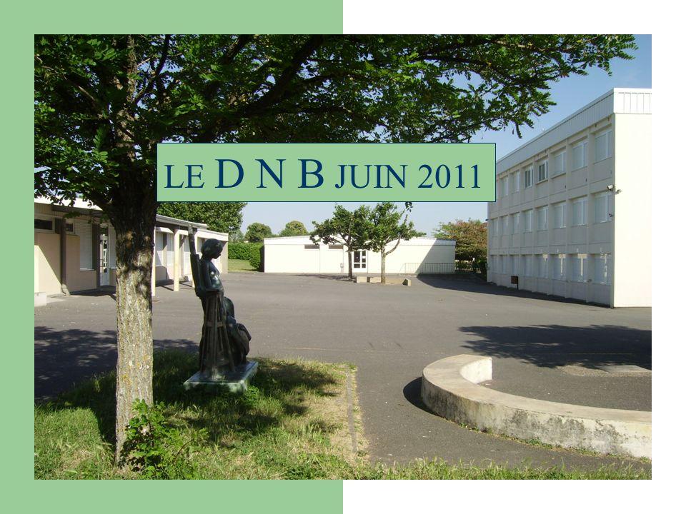 LE D N B JUIN 2011