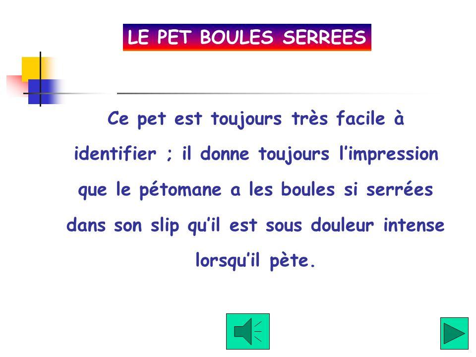 LE PET BOULES SERREES