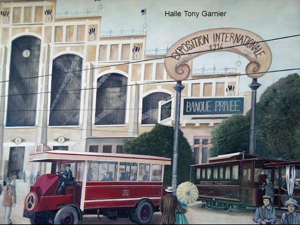 Halle Tony Garnier