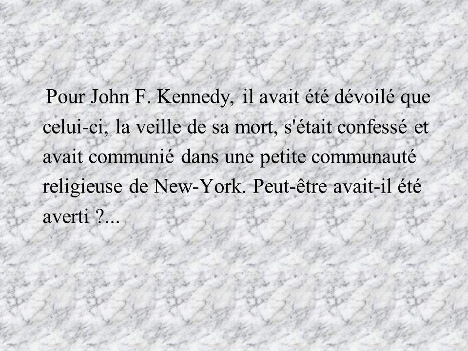 Pour John F.