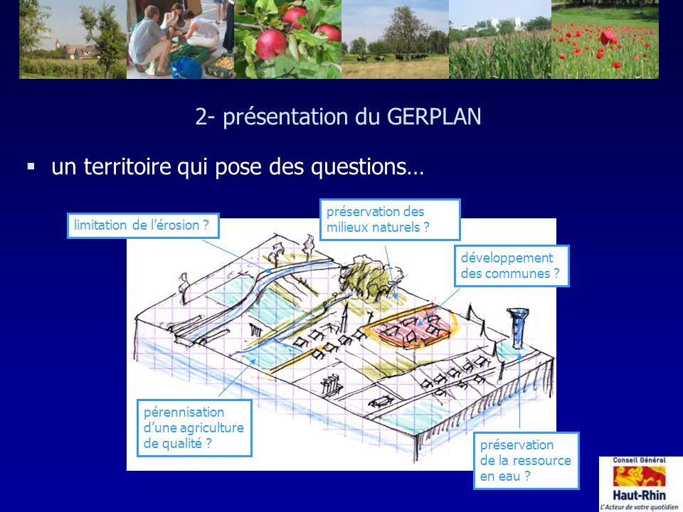 2- présentation du GERPLAN