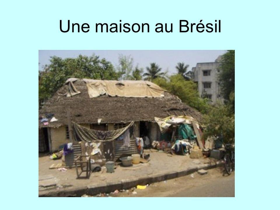 Une maison au Brésil