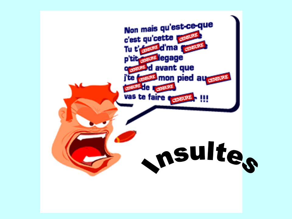 Insultes