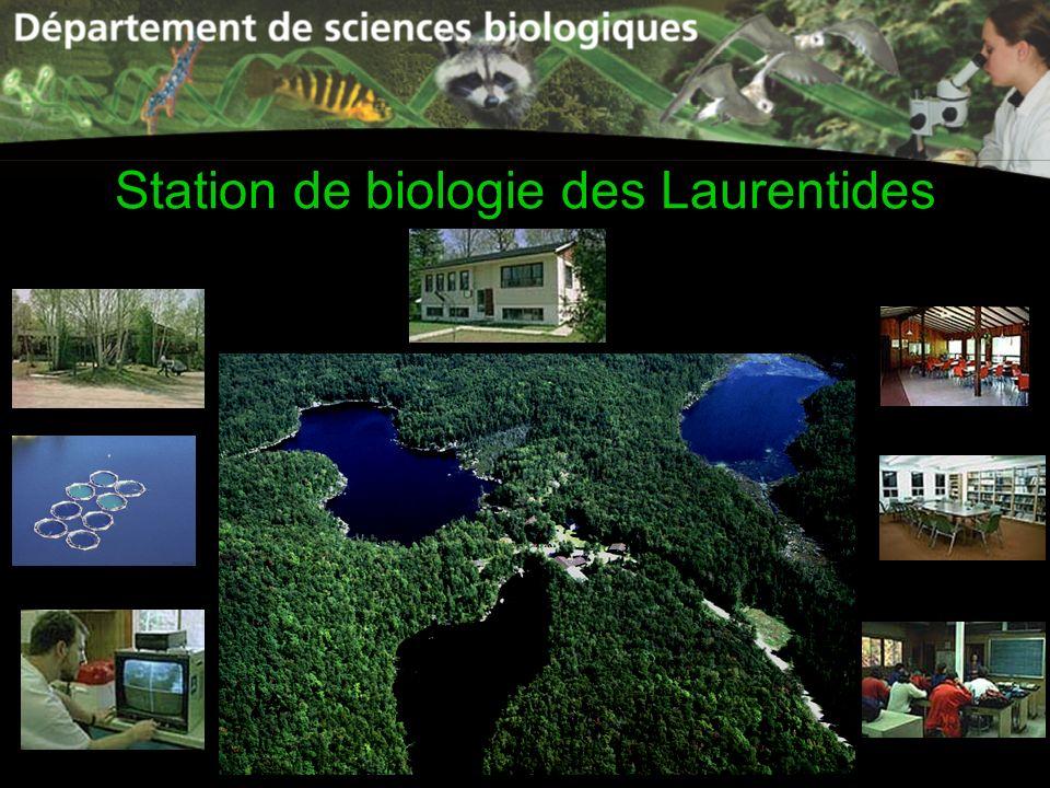Station de biologie des Laurentides