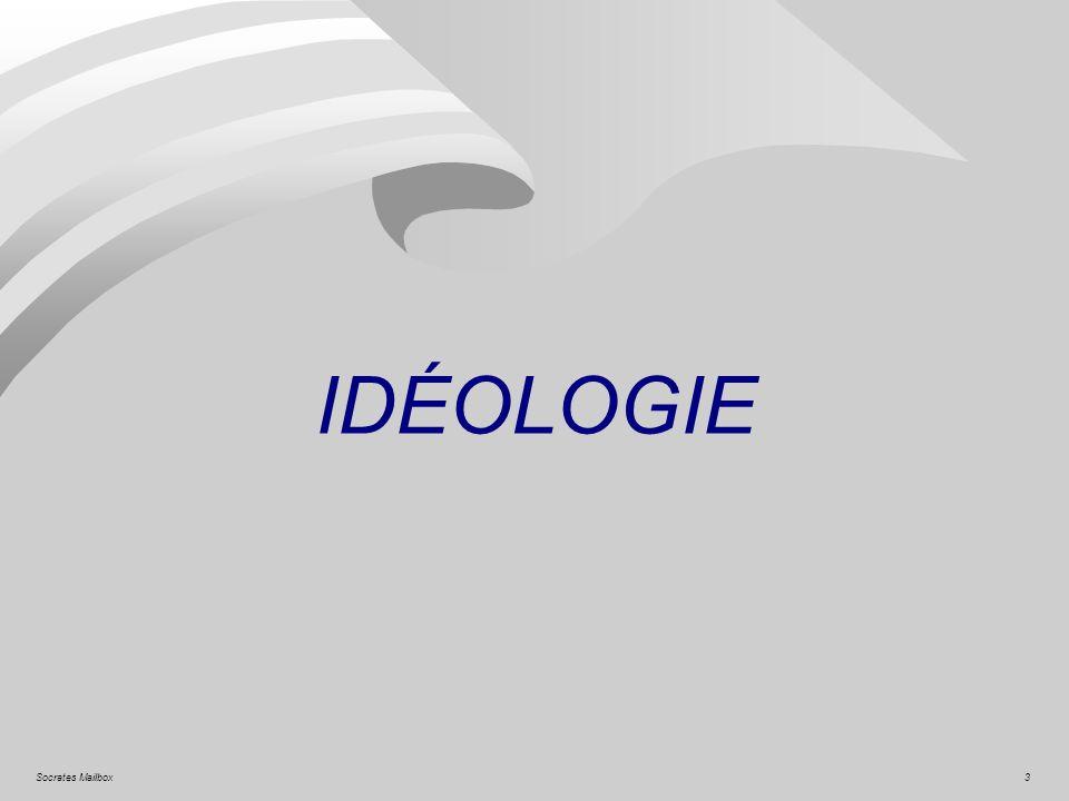 IDÉOLOGIE L idéologie est un facteur très important dans la culture de la profession enseignante.