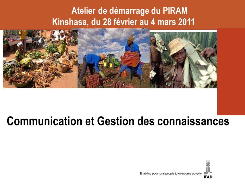 Communication et Gestion des connaissances