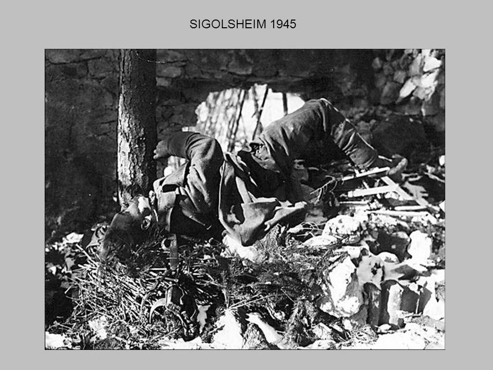 SIGOLSHEIM 1945