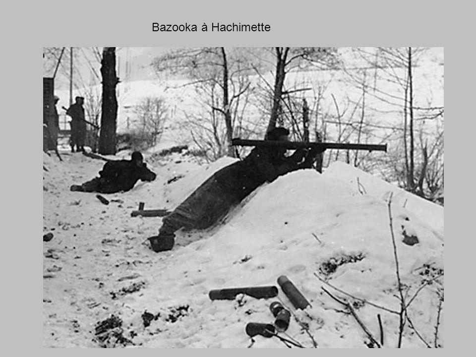 Bazooka à Hachimette