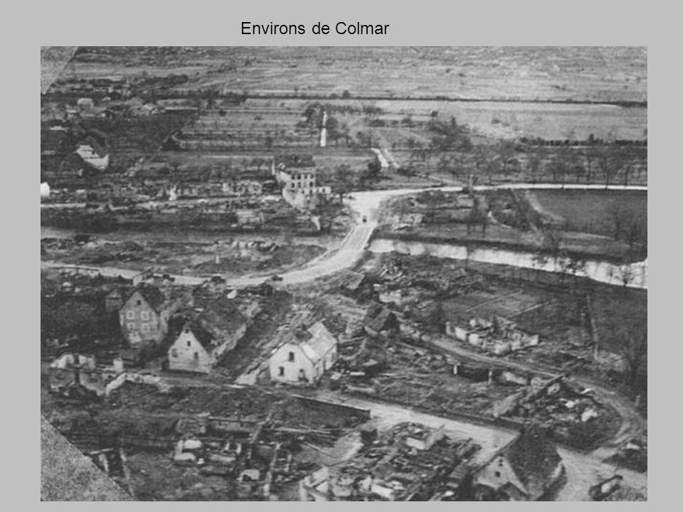 Environs de Colmar