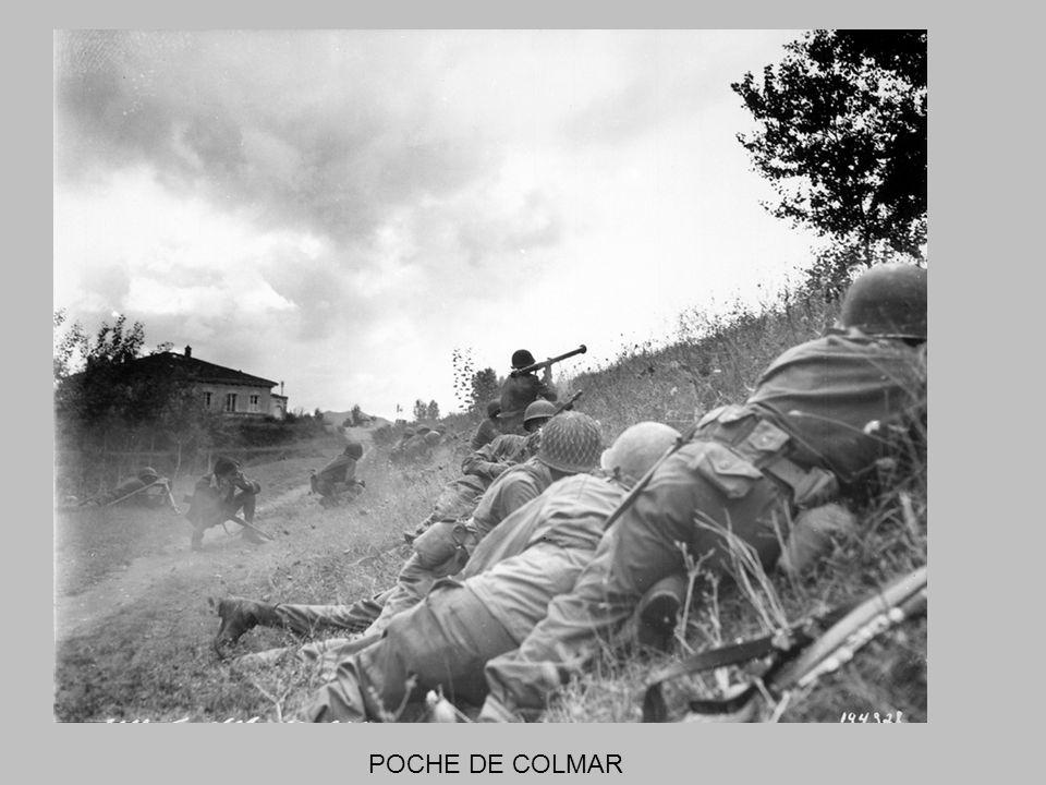 POCHE DE COLMAR