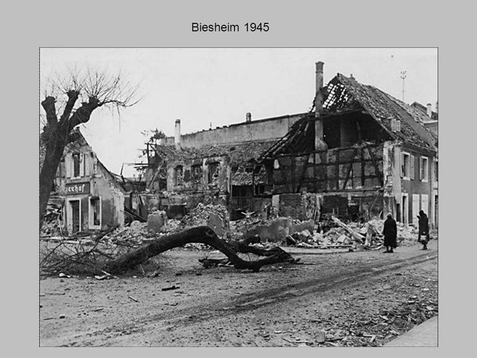 Biesheim 1945