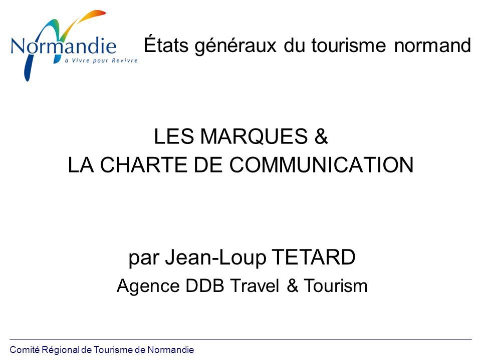 États généraux du tourisme normand